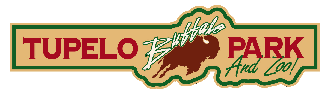 Tupelo Buffalo Park and Zoo Logo